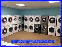 Variety of front load washer and dryer set 10% off Reisterstown, 21136