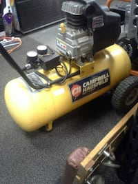 yellow and black Campbell Hausfeld standard air compressor Hagerstown, 21740