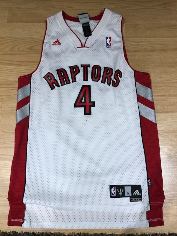 07a91617ff0 Used Toronto Raptors Chris Bosh Basketball Jersey for sale in Mississauga -  letgo