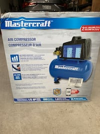 BRAND NEW! Air Compressor - 3 Gallon Vaughan, L4H 0M8
