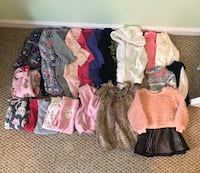 Girl clothes 24 months