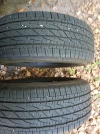 Brand new 2tires265/70r16