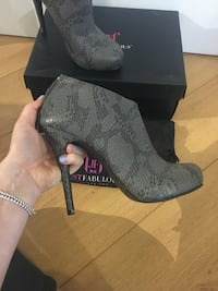 Booties - size 8.5