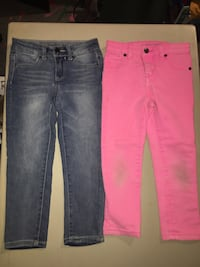 Girl Jeans - Size 5