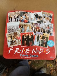Friends trivia game Warwick, 02886