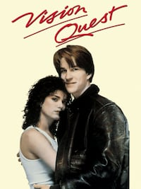 """Vision Quest"" Dvd - Matthew Modine (from the prod. of Flashdance) Bethesda, MD, USA"