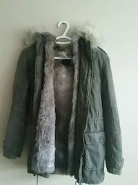 Talula 2 in 1 coat with removable hood.  Size xxs Surrey