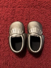 New! Baby Moccasins good for boys or girls Virginia Beach, 23452
