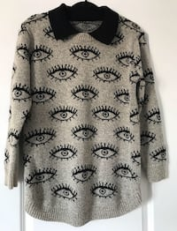 Sweater size M New for woman