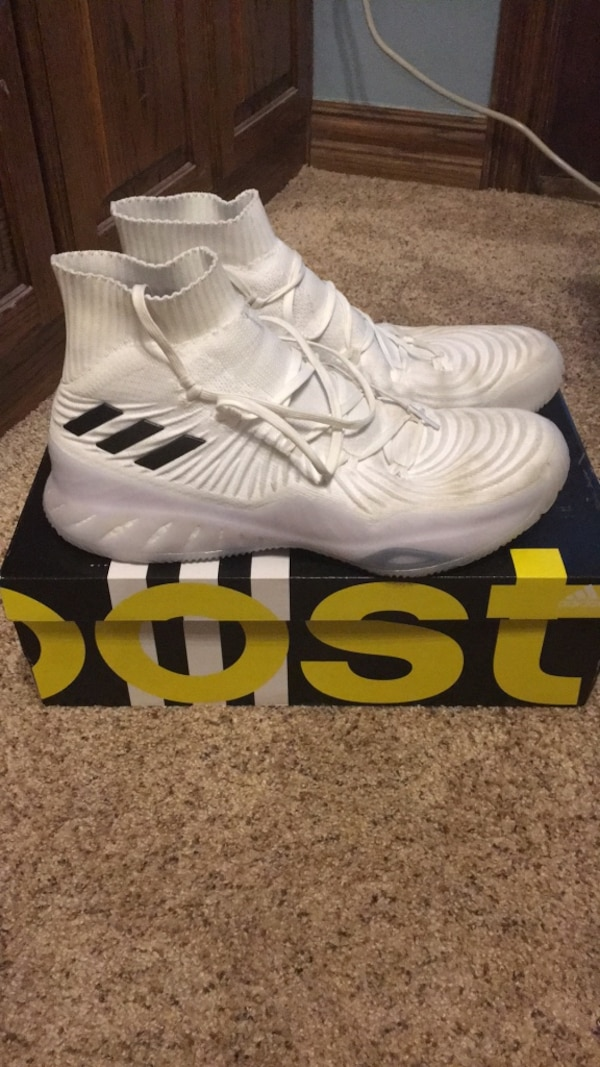 2fdcee6ff0bbe Used Adidas Crazy Explosive 2017 for sale in Frisco - letgo