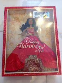 Brand new Barbie collector  Quinte West, K8V 0G3