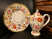 """Hammersley """"Queen Anne """" bone china series Vancouver, V5R 6G5"""