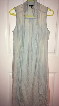 women's gray sleeveless dress Brampton, L6S 3G8
