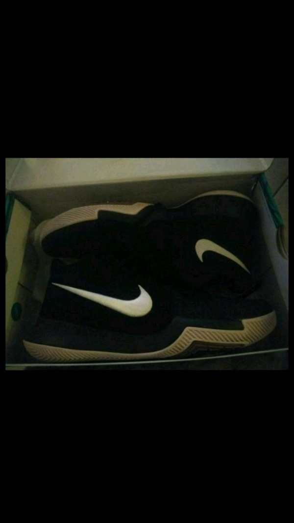 83f084367ce96f Used black-and-white Nike basketball shoes for sale in Los Angeles ...