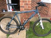 Mountain bike  Sunny Brow, DL15 0NP