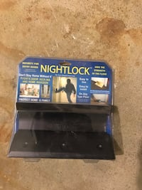 Security for Entry Doors - Nightlock Mississauga, L5R 3V2