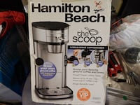 HAMILTON BEACH THE SCOOP SINGLE SERVER COFFEE MAK Monrovia