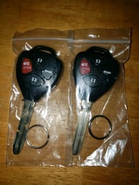 2010 Toyota Camry LE Key Fobs Queens