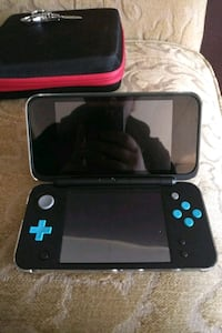 Nintendo 2DS XL w/ case and games $200 Edmonton, T5Y 6L6