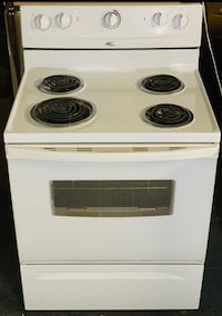 Whirlpool Electric Stove / Oven Range