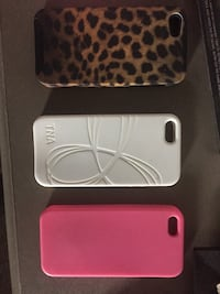 brown-white-pink iPhone cases