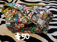 Tokidoki JuJuBe Better Be Messenger Diaper Bag