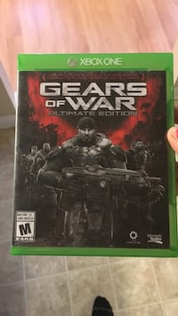 Gears of War Xbox One game case Chatham, N7L 2W2