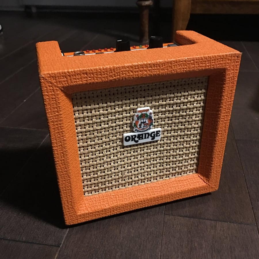 Orange Guitar Amp