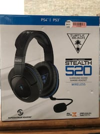 Turtle Beach® Stealth 520 PlayStation 4 Gaming Headset