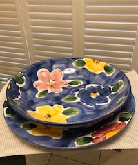 Large Serving Platter and Bowl Mississauga, L5M 7X8
