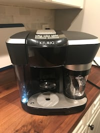 black and gray Keurig coffeemaker Falls Church, 22041