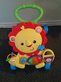 Fisher-Price lion learning walker Surrey