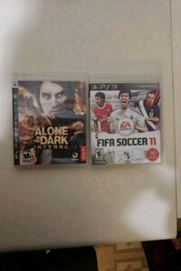 two Sony PS3 Video games Stanton, 90680