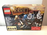 Lego The Hobbit sets - new in box Markham