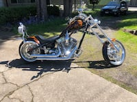 Motorcycle detailing Beaverton, 97007