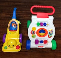Fisher Price learning walkers 2056 mi