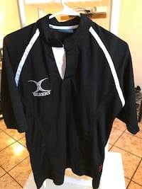 Black Rugby Jersey Los Angeles, 90065
