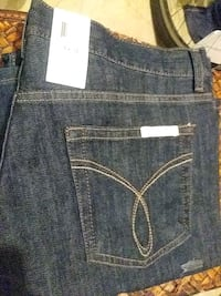 blue denim Levi's bottoms Hamilton, L8H 2B7