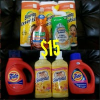 laundry and cleaning supplies Las Cruces