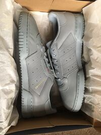 ADIDAS YEEZY POWERPHASE Calabasas Grey US 10 IN HAND AUTHENTIC CG6422 DS