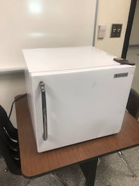 White mini-refrigerator  Richardson, 75081