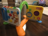 Fisher price laugh & learn crawl around learning centre Pickering, L1V 6L2