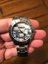 Brand New Stainless Steel Dallas Cowboys Watch  Hanover, 21076