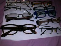 Set  of 9 Glasses to Read Silver Spring, 20903
