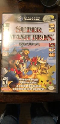 Super Smash Bros Melee for GameCube