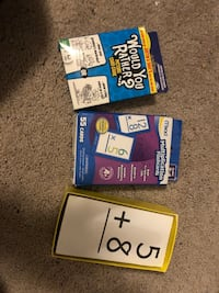 Flash cards for children