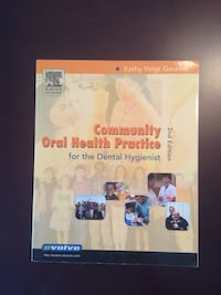 Community Oral Health Practice for the Dental Hygienist 2nd Edition by Kathy Voigt Geurink book Toronto, M3H 2M5