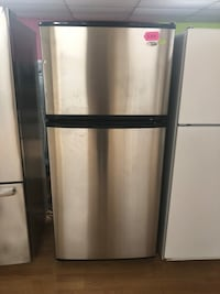 Stainless Steel Amana Top Freezer Refrigerator  Woodbridge, 22191