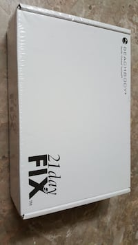 21 Day Fix from Beachbody, new and sealed  Toronto, M9V 1Z4
