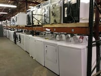 Regulars Washer OR Electric Dryer Staring In Low Price East Hartford, CT, USA